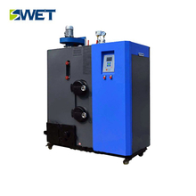 100kg gas oil steam generator / boiler