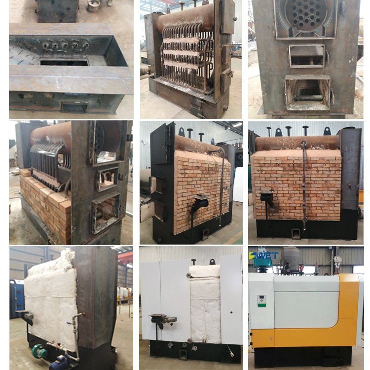 biomass boiler Production process and technical process