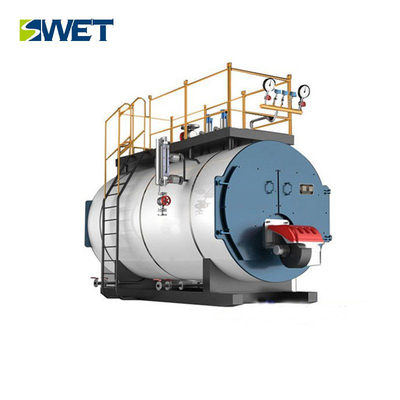 WNS7 MW Natural Gas Oil Fired Hot Water Boiler